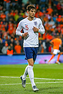 England defender John Stones (Manchester City) during the UEFA Nations League semi-final match between Netherlands and England at Estadio D. Afonso Henriques, Guimaraes, Portugal on 6 June 2019.