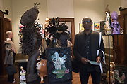 MALCOLM FORBES, Diaspora Pavilion LAUNCH  Palazzo Pisani and Santa Marina. Venice Biennale, 11 May 2017