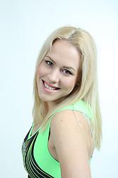 Kaja Bajda na izboru za Miss Sporta Slovenije 2015, on January 21, 2015 in Bled, Slovenia. Photo by Vid Ponikvar / Sportida