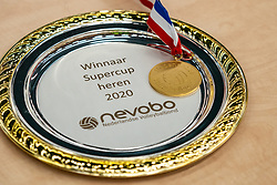 The super cup scale for Active Living Orion on October 04, 2020 in Van der Knaaphal, Ede