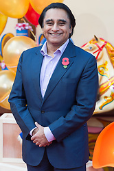 © Licensed to London News Pictures. 05/11/2017. London, UK. SANJEEV BHASKAR attends the Paddington Bear 2 UK film premiere. Photo credit: Ray Tang/LNP