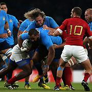 20150919 Rugby, RWC 2015 : Italia vs Francia