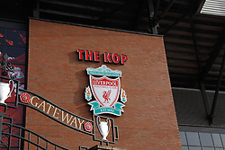 London News Pictures, 13/10/2010 A gateway to a new future?  The sale of Liverpool Football Club can go ahead following court case at High Court in London.  Judge ruled against Hicks and Gillett