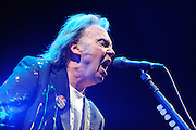 Neil Young performs at Madison Square Garden in New York City on December 15, 2008.