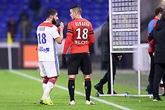 Lyon vs Rennes - 05 Dec 2018