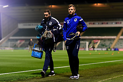 Tony Craig of Bristol Rovers arrives at Home Park prior to kick off - Mandatory by-line: Ryan Hiscott/JMP - 17/12/2019 - FOOTBALL - Home Park - Plymouth, England - Plymouth Argyle v Bristol Rovers - Emirates FA Cup second round replay