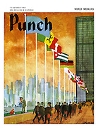Punch cover 13 October 1965