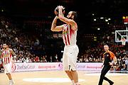 DESCRIZIONE : Milano Euroleague 2015-16 EA7 Emporio Armani Milano - Olympiacos Piraeus<br /> GIOCATORE : Vassilis Spanoulis<br /> CATEGORIA : tiro three points<br /> SQUADRA : Olympiacos Piraeus<br /> EVENTO : Euroleague 2015-2016<br /> GARA : EA7 Emporio Armani Milano - Olympiacos Piraeus<br /> DATA : 30/10/2015<br /> SPORT : Pallacanestro<br /> AUTORE : Agenzia Ciamillo-Castoria/Max.Ceretti<br /> Galleria : Euroleague 2015-2016 <br /> Fotonotizia: Milano Euroleague 2015-16 EA7 Emporio Armani Milano - Olympiacos Piraeus