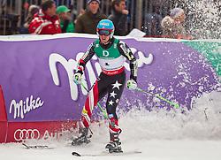 18.02.2011, Kandahar, Garmisch Partenkirchen, GER, FIS Alpin Ski WM 2011, GAP, Herren, Riesenslalom, im Bild Gold Medaille und Weltmeister Ted Ligety (USA) // Gold Medal and World Champion Ted Ligety (USA) during men's Giant Slalom Fis Alpine Ski World Championships in Garmisch Partenkirchen, Germany on 18/2/2011. EXPA Pictures © 2011, PhotoCredit: EXPA/ J. Groder