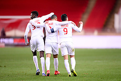 January 19, 2019 - Monaco, France - EQUIPE DE FOOTBALL DE MONACO - JOIE (Credit Image: © Panoramic via ZUMA Press)