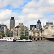 Thames River View - London