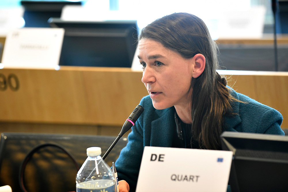 11 May 2017, PES Group meeting<br /> Belgium - Brussels - May 2017 <br /> QUARTAnne<br /> © European Union / Photographer