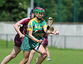 Meath v Galway - All-Ireland Camogie Intermediate Championship 2016