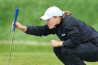 Biddinghuizen - Voorjaarswedstrijd dames 2007, Marieke Zelsmann. COPYRIGHT KOEN SUYK