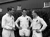 Rugby 1959-14/02 Five Nations Ireland Vs England