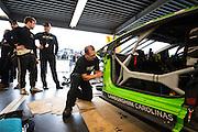 January 27-31, 2016: Daytona 24 hour: #16 Change Racing, Lamborghini Huracán GT3, Robby Benton, Change Racing and Corey Lewis