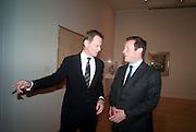 SIR NICHOLAS SEROTA; ED VAIZEY, Picasso and Modern British Art, Tate Gallery. Millbank. 13 February 2012