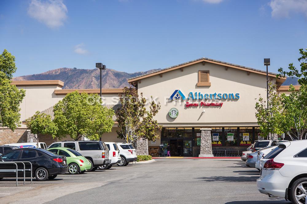 Albertson's Local Grocery Store in Glendora