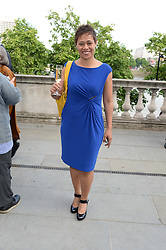 MONICA GALETTI at the opening party for elBulli: Ferran Adria and The Art of Food - an exhibition at Somerset House, London on 4th July 2013.