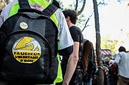 voluntary mower of GMOs