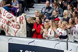 Supporters<br /> LONGINES FEI World Cup™ Finals Gothenburg 2019<br /> © Hippo Foto - Stefan Lafrentz<br /> 05/04/2019