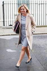 © Licensed to London News Pictures. 10/01/2017. London, UK. Education Secretary JUSTINE GREENING attends a cabinet meeting in Downing Street on Tuesday, 10 January 2017. Photo credit: Tolga Akmen/LNP
