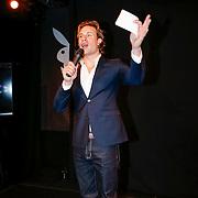 NLD/Amsterdam/20121206 - Onthulling Playboy Tatjana Simic kalender, Dirk Taat
