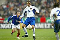 Fotball<br /> Treningslandskamp<br /> 12.02.2003<br /> Frankrike v Tsjekkia<br /> Foto: Digitalsport<br /> Norway Only<br /> <br /> VRATISLAV LOKVENC (CZECH)<br /> <br /> PHOTO JEAN-MARIE HERVIO