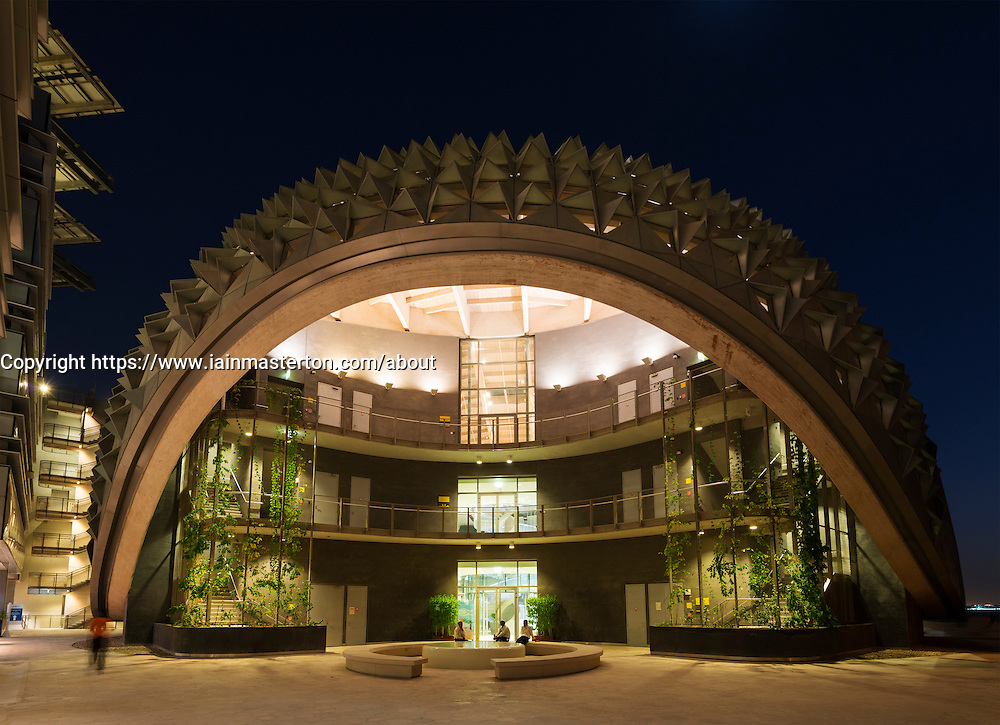 Institute of Science and Technology at Masdar City Abu Dhabi United Arab Emirates