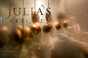 Julia's Kitchen Restaurant at Copia: The American Center for Food, Wine and the Arts, Napa, California. Napa Valley.