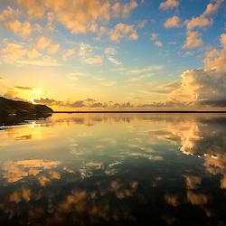 Long Reef Lagoon sunrise 1 March 2016
