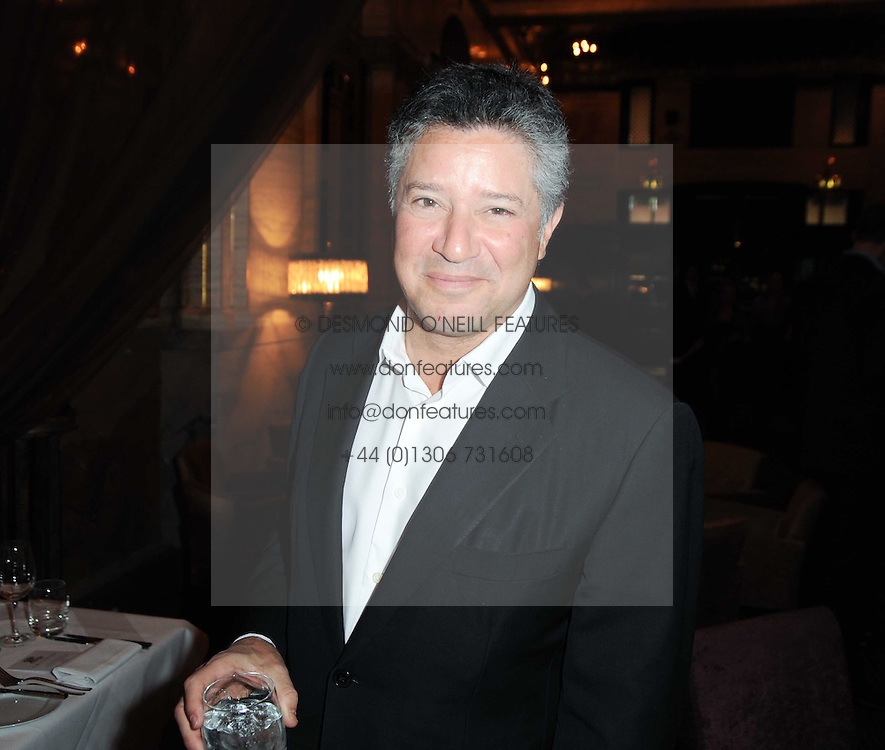 PETER SOROS at a party to celebrate the 135th anniversary of The Criterion restaurant, Piccadilly, London held on 2nd February 2010.