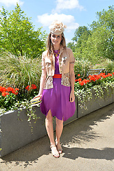 BRYONY DANIELS at the first day of the 2014 Royal Ascot Racing Festival, Ascot Racecourse, Ascot, Berkshire on 17th June 2014.