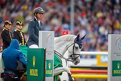 Wathelet Gregory, BEL, Coree<br /> CHIO Aachen 2017<br /> © Hippo Foto - Dirk Caremans<br /> 23/07/17