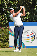 Dustin Johnson (USA) watches his tee shot on 3 during Rd4 of the World Golf Championships, Mexico, Club De Golf Chapultepec, Mexico City, Mexico. 2/23/2020.<br /> Picture: Golffile | Ken Murray<br /> <br /> <br /> All photo usage must carry mandatory copyright credit (© Golffile | Ken Murray)
