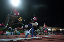 03.09.2013, Mladost Stadion, Zagreb, CRO, IAAF World Challenge, Boris Hanzekovic memorial 2013, im Bild 3000 meters steeplechase, NYAMBURA Virginia, CHEROTICH Fancy, KIPKEMOI Gladys Jerotich, BIRTUKAN Fente, RAMOS Beverly // during Boris Hanzekovic memorial 2013 of IAAF world challenge at Mladost Stadium in Zagreb, Croatia on 2013/09/03. EXPA Pictures © 2013, PhotoCredit: EXPA/ Pixsell/ Sanjin Strukic<br /> <br /> ***** ATTENTION - for AUT, SLO, SUI, ITA, FRA only *****