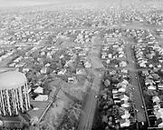 "Ackroyd 12099-11 ""Port of Portland. Aerials to show proposed new roads to Swan Island via Mocks Bottom. November 27, 1963"" (N. Going street)"