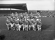Football Railway Cup Final, Munster v Leinster.Leinster.17.03.1962