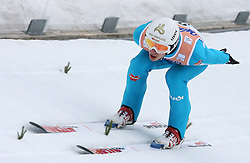 Christian Ulmer (GER) at Flying Hill Individual in 2nd day of 32nd World Cup Competition of FIS World Cup Ski Jumping Final in Planica, Slovenia, on March 20, 2009. (Photo by Vid Ponikvar / Sportida)