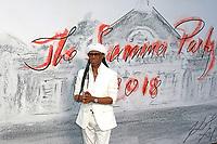 Nile Rodgers, Serpentine Summer Party, Serpentine Gallery, Kensington Gardens, London, UK, 19 June 2018, Photo by Richard Goldschmidt