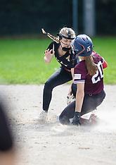 2021 Carleton at Ottawa Softball