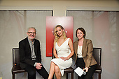 DC: Actress Jennifer Lawrence & director Francis Lawrence attend Red Sparrow luncheon.