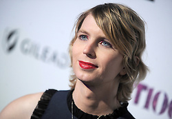Chelsea Manning arriving for the 22nd Annual OUT100 Celebration Gala held at Altman Building in New York City, NY, USA, November 9, 2017. Photo by Dennis Van Tine/ABACAPRESS.COM