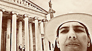 SELFIE<br /> <br /> I love the glorious past of my ancestors<br /> <br /> Academy of Athens<br /> <br /> 11/05/2015