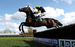 Grandads Horse ridden by Robert Dunne in the Punchestown Betting At 188Bet Handicap Chase