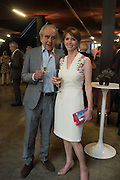 GERALD SCARFE; JANE ASHER, The £100,000 Art Fund Prize for the Museum of the Year,   Tate Modern, London. 1 July 2015