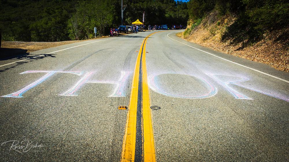 2014 Amgen Tour of California, Santa Monica Mountains, California USA