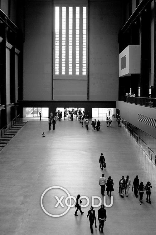 Main entry, London, England (July 2004)