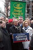 James Zadroga Celebratoy Press Conference held in New York City