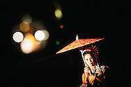Traditional Thai Dancers Dancing Girls Koh Samui